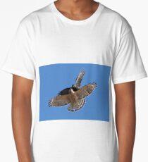 Crow vs Hawk Long T-Shirt