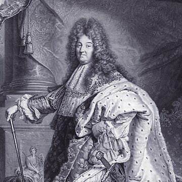 Louis XIV - The Sun King by milankovacevic