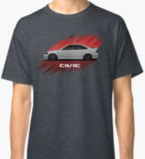 HONDA CIVIC COUPE 98' White Classic T-Shirt