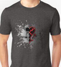 Kingdom Hearts - Heartless Nobody Emblem Unisex T-Shirt