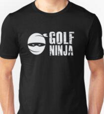Golf Ninja - Funny Golfer  T-Shirt