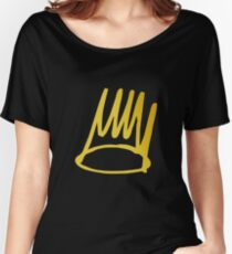 sinner gold Women's Relaxed Fit T-Shirt