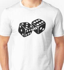 Gambling dice T-Shirt