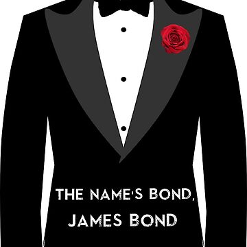 The Name's Bond, James Bond by LordHornblower