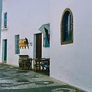 Frigiliana Street  by Paul Finnegan