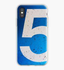 Fiv... iPhone Case