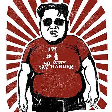 Fat Boy Kim by stephencase