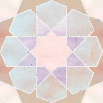 Kairouan pink tiles de imaginadesigns