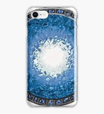 Porthole to another dimension... iPhone Case/Skin