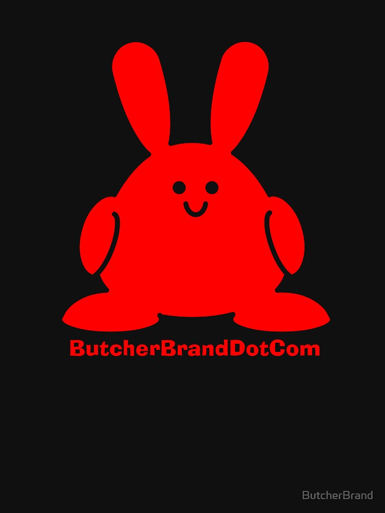 Red Rabbit by ButcherBrand