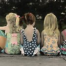 Little Friends by Christine  Wilson