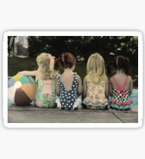 Little Friends Sticker