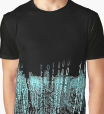 Binary Matrix  Graphic T-Shirt