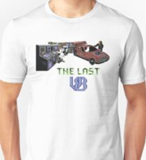 Gaming [C64] - The Last V8 Unisex T-Shirt