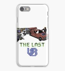 Gaming [C64] - The Last V8 iPhone Case/Skin