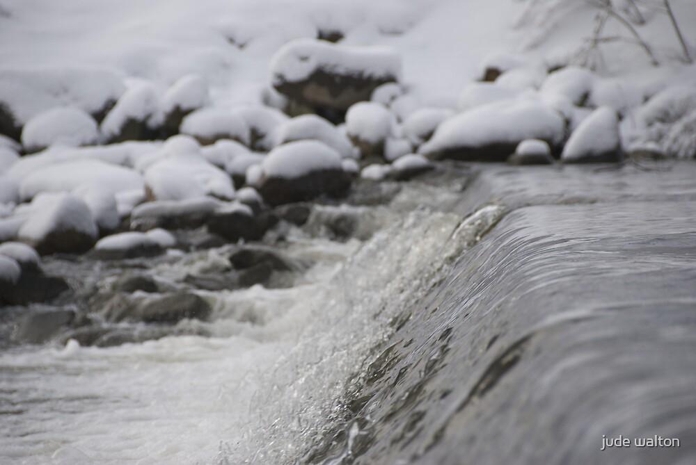 winter water by jude walton