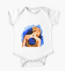 Divine Feminine 2 ( Introspection Has No End ) Kids Clothes