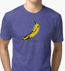 Andy Warhol - Velvet Underground Tri-blend T-Shirt