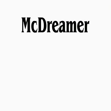 McDreamer by FuntasticFinds