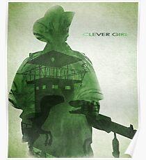 Jurassic Park Poster Poster
