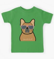 Swag! by Frenchie Love Kids Tee