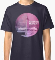 HASSAN II MOSQUE Classic T-Shirt