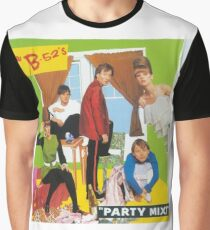 PARTY MIX! THE B-52'S Graphic T-Shirt