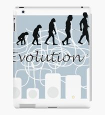 Evolution... iPad Case/Skin