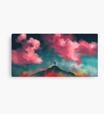 Anxieties Away Canvas Print