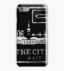 San Francisco Passport iPhone Case/Skin