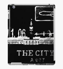 San Francisco Passport iPad Case/Skin