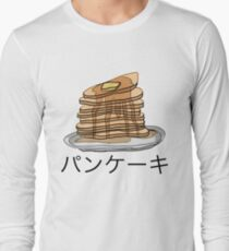 Pancake Shirt Long Sleeve T-Shirt