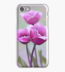 Fringe Tulips iPhone Case/Skin