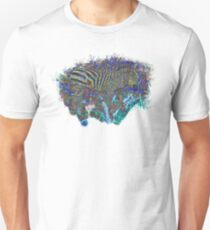Zebra in Disguise Unisex T-Shirt