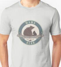 Mama Bear (don't mess with mama) Unisex T-Shirt