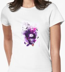 Violet Women's Fitted T-Shirt