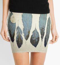 Forest Birds Mini Skirt