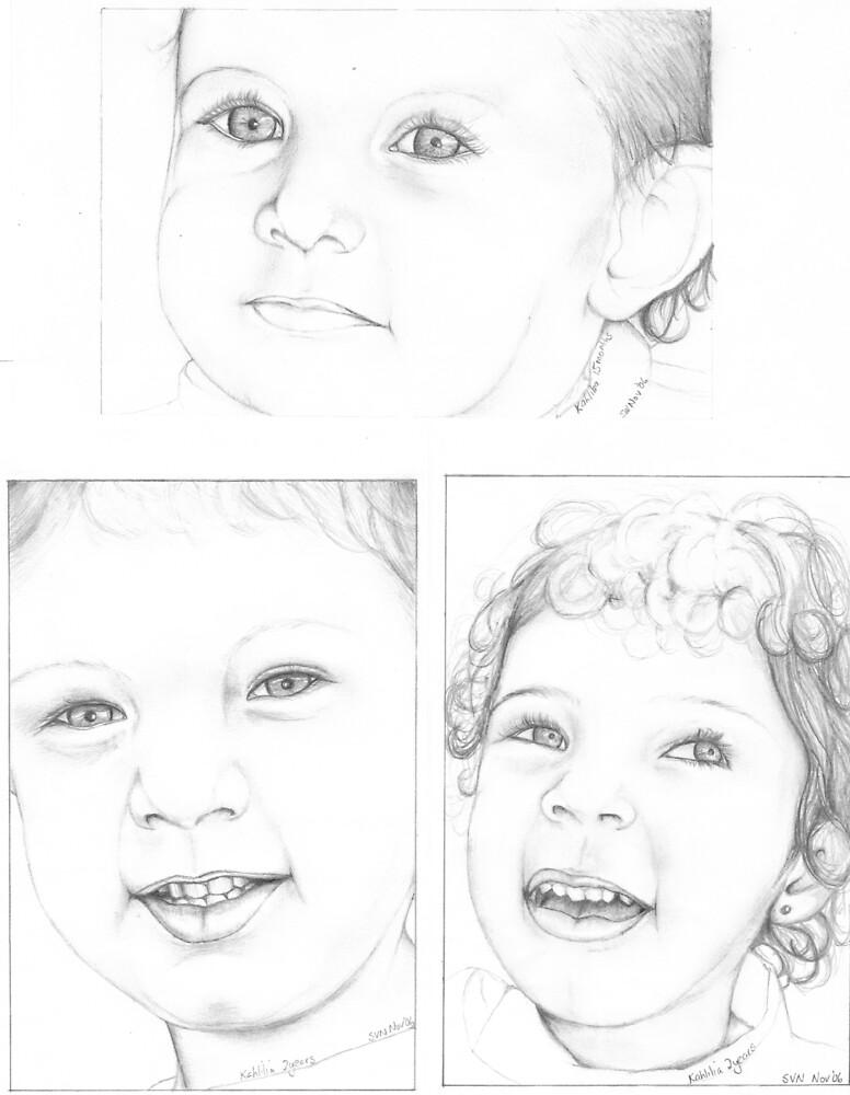 Kahlilia's Babyhood Timeline by Stephanie Nienaber