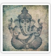 Deity Ganesh Sticker