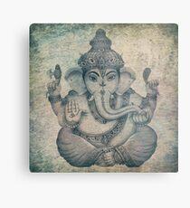 Deity Ganesh Metal Print