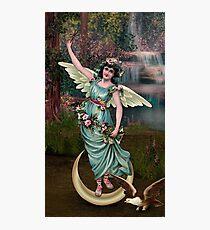 THE EMPRESS TAROT CARD Photographic Print