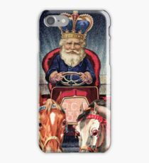 THE CHARIOT TAROT CARD iPhone Case/Skin