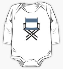 Chair Director Kids Clothes