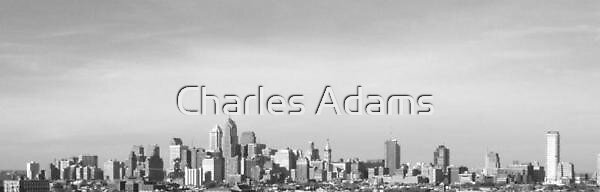Philly(daytime) by Charles Adams