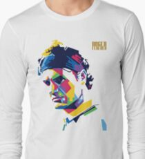 rf, roger federer, roger, federer, tennis, wimbledon, tournament, world champion, australia, us open, legend, nadal, roland garros, ball. Long Sleeve T-Shirt