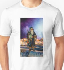 THE HERMIT TAROT CARD Unisex T-Shirt