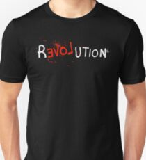 Love is a Revolution by Tai's Tees Unisex T-Shirt