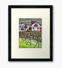 Transylvania  Framed Print