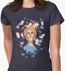 Inbox Women's Fitted T-Shirt