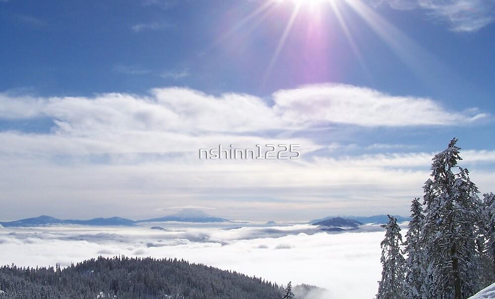 Mt. Shasta by nshinn1225